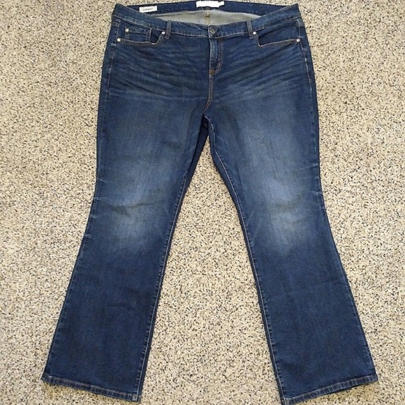 torrid Denim - Torrid Women's Sl Bootcut Jeans Stretch Sz 22